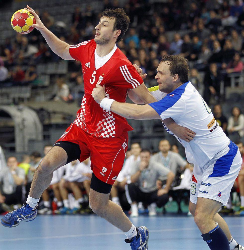 Medalla de bronce para Croacia tras vencer a Eslovenia