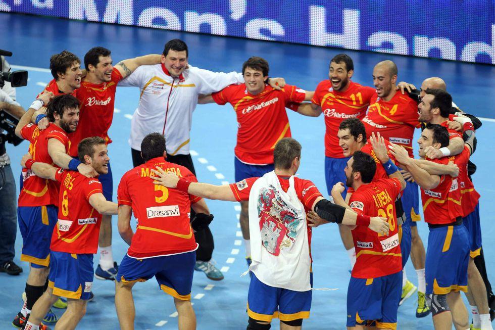 España, campeona tras barrer a Dinamarca en una final histórica