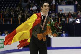 Javi Fernández se corona como oro europeo y hace historia