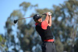 Tiger Woods logra su primera victoria del año en Torrey Pines