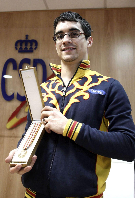 """Javier Fernández: """"Lucho para que este deporte crezca"""""""
