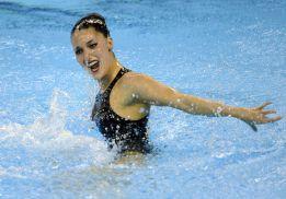 Andrea Fuentes, la última sirena varada de múltiples éxitos