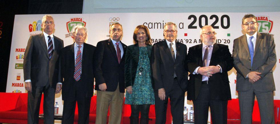 Madrid 2020 quiere imitar el modelo de Barcelona 92