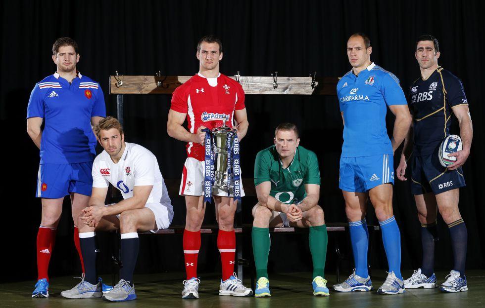 Gales defiende título ante una jauría de aspirantes