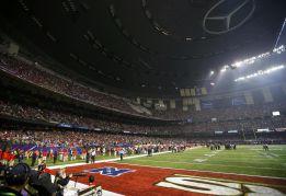 La Super Bowl estuvo interrumpida por un corte de luz