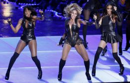 Beyoncé llenó de música, energía y luces el Superdome