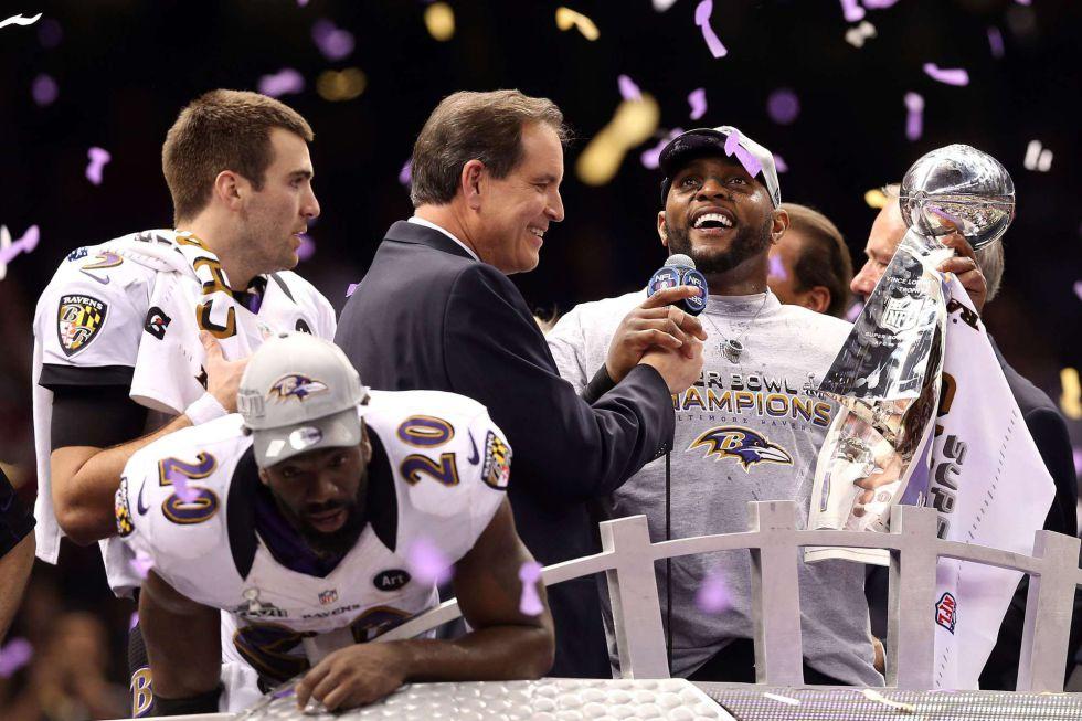 Los Baltimore Ravens ganan la Super Bowl de los apagones