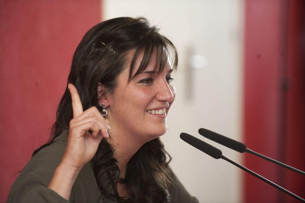 """Andrea Fuentes: """"No quiero fomentar más enfrentamientos"""""""