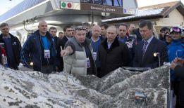 Putin destituye al vicepresidente del Comité Olímpico Sochi 2014