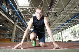 Ángel David Rodríguez bate el récord de España de 60 con 6.55