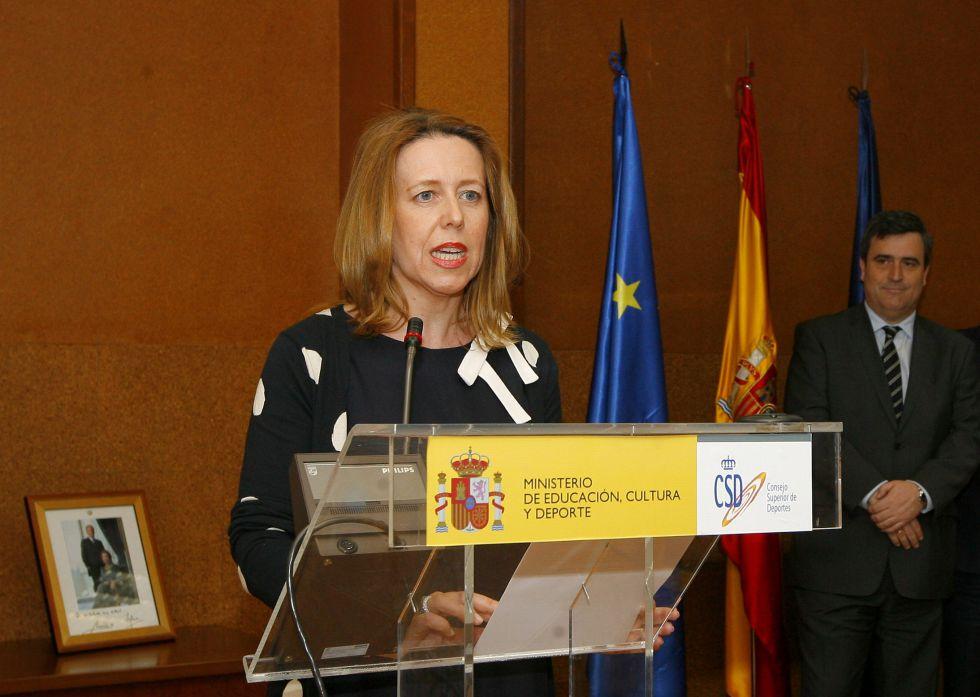 Ana Muñoz presidirá la Comisión de Control de Salud y Dopaje