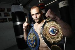 Kiko Martínez defiende su título europeo supergallo en Belfast