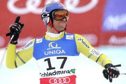El noruego Svindal, campeón del mundo de descenso