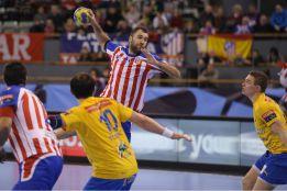 Mockosek y el Atleti sobreviven a la dureza del Celje esloveno
