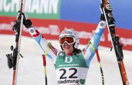 Marion Rolland sorprende en el descenso y Carolina acaba 15ª