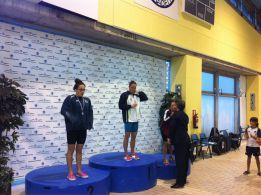 Mireia regresa con dos victorias en 200 mariposa y 200 estilo