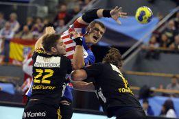 El Atlético gana al Savehof y el genio Balic recupera la magia