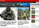 AS.com estrena un canal de juegos con más de mil títulos