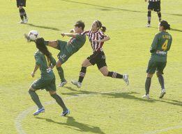 Un gol de Nekane da el triunfo al Athletic ante el Levante