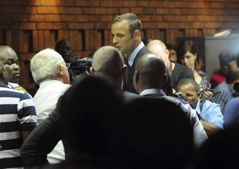 Pistorius pudo actuar bajo los efectos de alcohol y esteroides