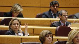 Marta, sin respuestas en el anonimato del Senado