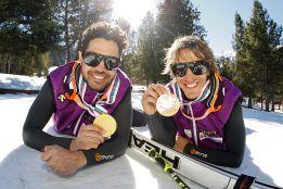 Santacana y Galindo oro en los Mundiales Paralímpicos