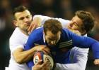 Inglaterra roza el Grand Slam