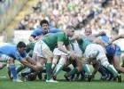 Irlanda sucumbe ante Italia