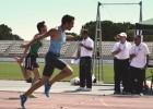 Kevin López, el ochocentista que se hizo velocista por un día