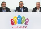 CCOO y UGT expresan su pleno apoyo a Madrid 2020