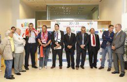 Madridistas y atléticos están unidos por Madrid 2020