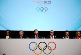 Euforia en Madrid 2020