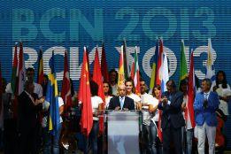 Alejandro Blanco se lanza a la caza de 12 votos en Barcelona
