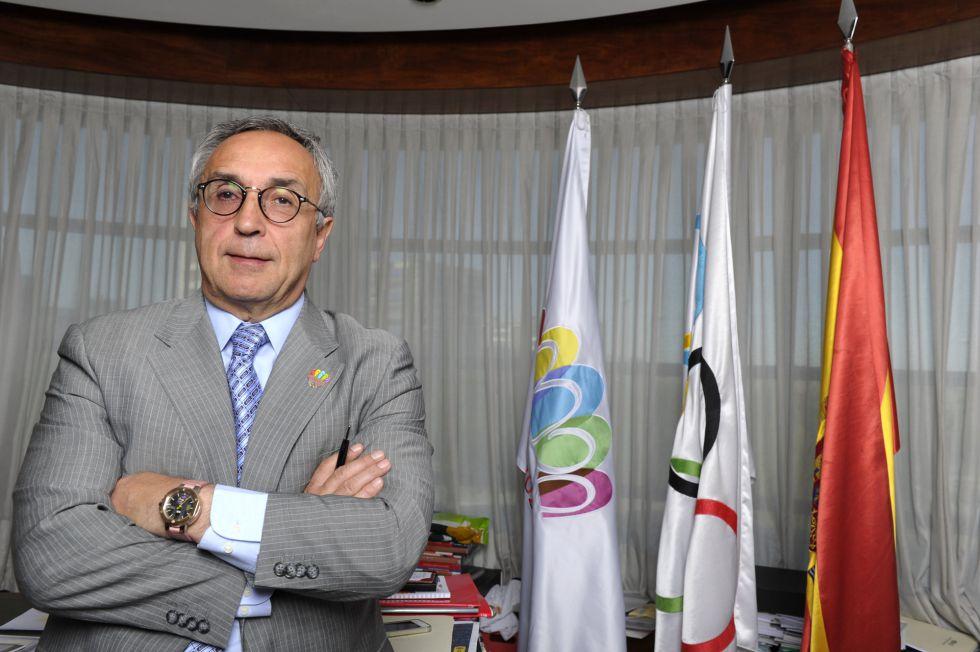 """Alejandro Blanco: """"Los Juegos no pueden ser sólo para los ricos"""""""