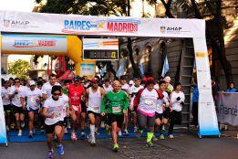 Buenos Aires corrió ayer por la candidatura de Madrid 2020