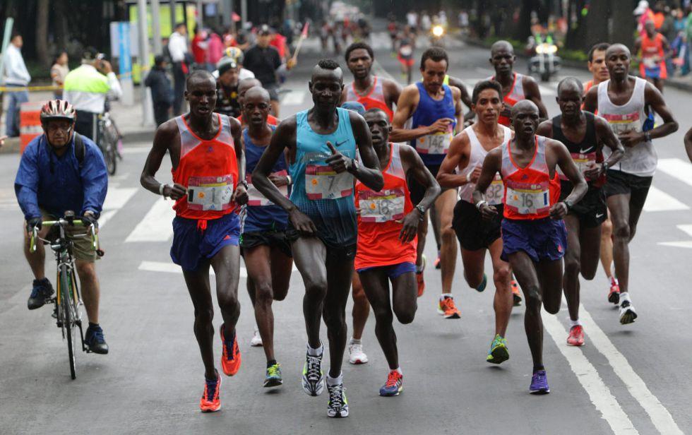 Un corredor muere en el Maratón de México - AS.com