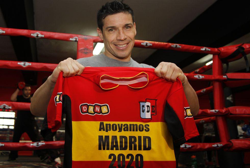 'Maravilla' Martínez, un directo para ganarse a toda Argentina