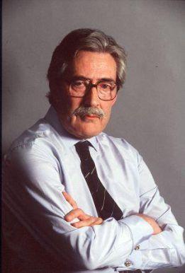 Fallece a los 87 años de edad el periodista Jesús de la Serna