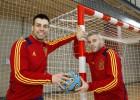 Sergio Lozano luce su 'balón de oro' en el debut de la Selección