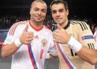 La Selección se topa en semis con la 'samba ruso-brasileña'