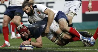 Kelly Brown vuelve al XV de Escocia, con Cross y Denton