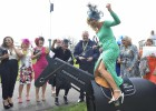 Fin de fiesta del ladies day en el Grand National