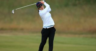 Bea Recari se coloca segunda en el British Open femenino