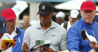 Tiger Woods regresa a un torneo grande en el British Open