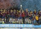 La Supercopa Asobal se jugará el 31 de agosto en Tarragona
