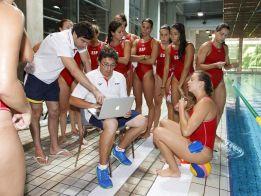 España gana a China y repite victoria en la fase de grupos