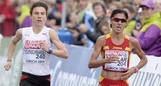 Daunay gana su primera Maratón a los 39 años