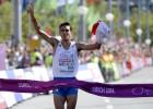Guerra, cuarto en la Maratón, a 17 segundos del bronce