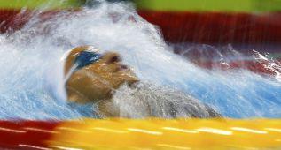 Duane da Rocha bate el histórico récord de España de 200 espalda