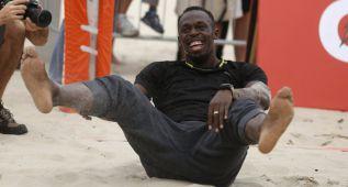 """Bolt se muestra """"convencido"""" de que puede mejorar sus récords"""
